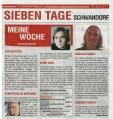 Anna Dobler im Wochenblatt