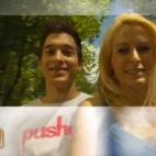 Andreas Hofer und Anna Dobler im ZDF
